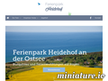 Ferienpark Heidehof: Screenshot