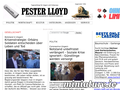 Pester Lloyd: Screenshot