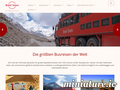Rotel Tours, Georg H�ltl GmbH & Co. KG: Screenshot