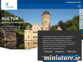 Tourist-Information Spessart-Mainland: Screenshot