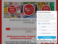 Stoffmarkt Holland: Screenshot