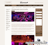 Read more about: christmas party venues london