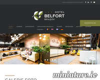 Belfort Hotel Brasov - Cazare in Romania | Generated by WebThumbnail.org
