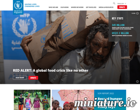 WFP United Nations World Food Programme