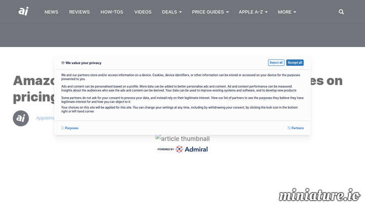 Amazon exec blames lackluster Fire Phone sales on pricing, says project will continue