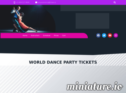 World Dance Co. Studio