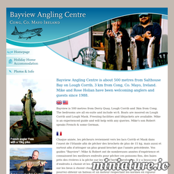 Bayview Angling: Angling and F网站缩略图